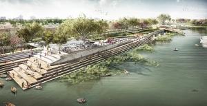 """在城市大道造客厅,在公园的吊舱里学习...这些创新的设计提案斩获""""建筑界的奥斯卡"""""""