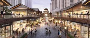 中建荆州之星商业街认筹阶段——即将开始