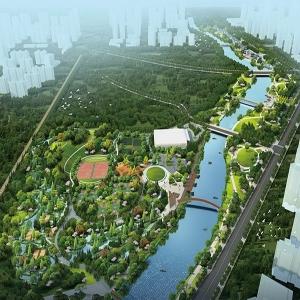 巡司河——开放式城市主题公园